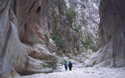 La ruta de los 6.000 escalones, un paisaje único en Alicante